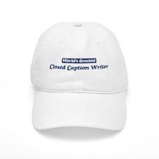 Worlds greatest Closed Baseball Captio Baseball Cap