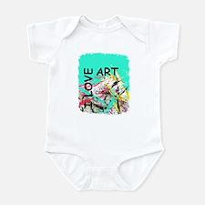 Unique Teacher tote Infant Bodysuit