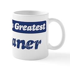 Worlds greatest Cleaner Mug
