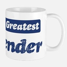 Worlds greatest Bartender Mug