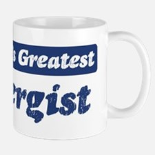 Worlds greatest Allergist Mug