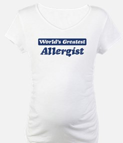 Worlds greatest Allergist Shirt