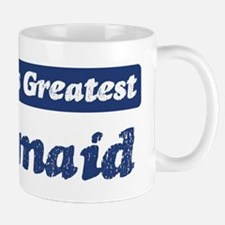 Worlds greatest Barmaid Mug