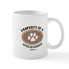 Property of a Chorkie Mug
