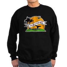 Vintage California Tattoo Sweatshirt