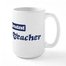 Worlds greatest 7th Grade Tea Mug