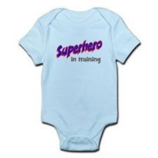 Superhero In Training Onesie