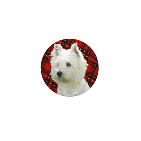 Westies are the Besties! Mini Button (100 pack)