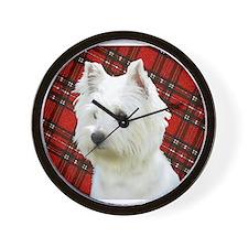 Westies are the Besties! Wall Clock