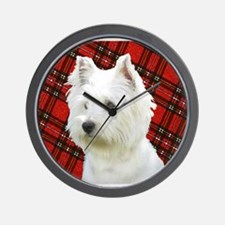 Westies are the Besties! Wall Clock