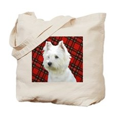 Westies are the Besties! Tote Bag