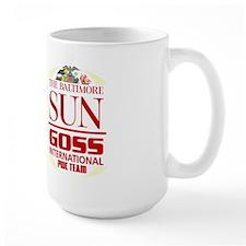 Baltimore Sun-Goss-Color Logo Mug
