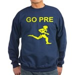 GO PREE Sweatshirt (dark)