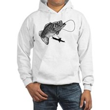 Largemouthed Bass Hoodie