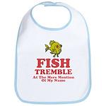 Fish Tremble Bib