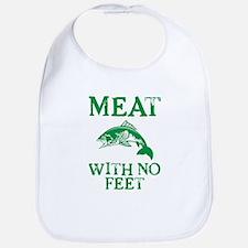 Meat With No Feet Bib