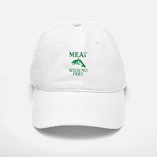 Meat With No Feet Baseball Baseball Cap