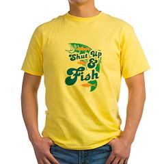 Shut Up And Fish T