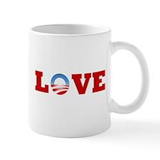 OBAMA LOVE Mug