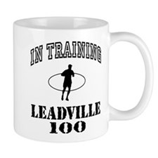 In Training Leadville 100 Mug
