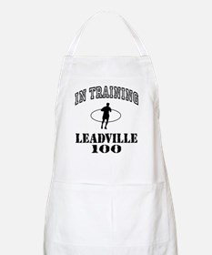 In Training Leadville 100 BBQ Apron