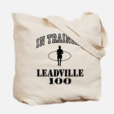 In Training Leadville 100 Tote Bag