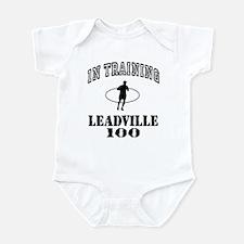 In Training Leadville 100 Infant Bodysuit