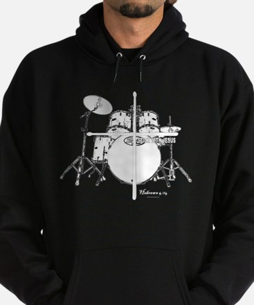 Stick With Jesus Hoodie (dark)