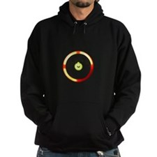 Red Ring of Death Hoodie