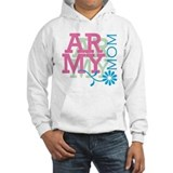 Army mom Light Hoodies