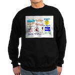 JEWTEE MEDLEY Sweatshirt (dark)
