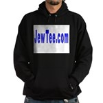 JewTee.com Hoodie (dark)