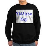 Yiddishe Kup Sweatshirt (dark)