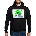 SPIN DOCTOR Hoodie (dark)