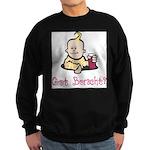 Jewish Got Borscht? Sweatshirt (dark)