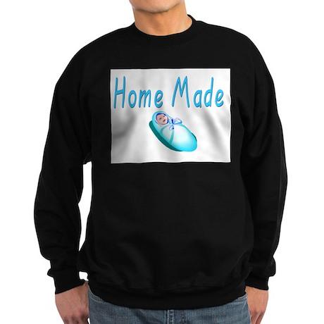 Home Made Baby Sweatshirt (dark)