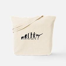 Rhythmic Gymnasts Tote Bag