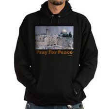 Jerusalem Pray for Peace Hoodie