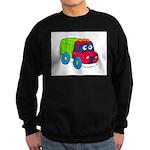 Truck Guy Sweatshirt (dark)