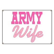 Army Wife Banner