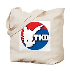 Unique Taekwondo Tote Bag