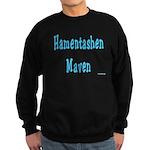 Hamentashen Maven Sweatshirt (dark)