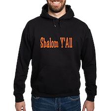 Shalom Y'all Hoodie