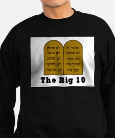 The Big 10 Sweatshirt (dark)