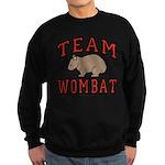 Team Wombat III Sweatshirt (dark)