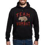 Team Wombat III Hoodie (dark)