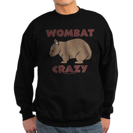 Wombat Crazy III Sweatshirt (dark)