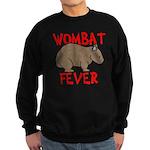 Wombat Fever Sweatshirt (dark)