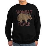Wombat Fever III Sweatshirt (dark)