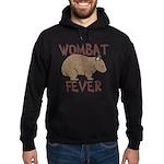 Wombat Fever III Hoodie (dark)